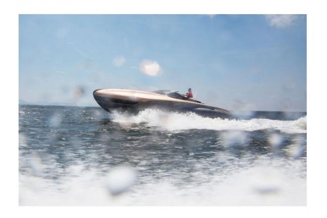 Lexus Yacht